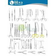ORTHOPEDIC INSTRUMENT SET (  71 Pcs )