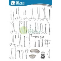 SECTION CAESAREAN INSTRUMENT SET ( 94 Pcs )