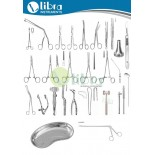 EMERGENCY INSTRUMENT SET ( 103 Pcs )