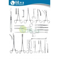 HERNIA INSTRUMENT SET ( 49 Pcs )