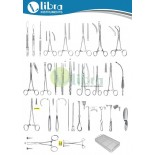 MAYOR SURGERY INSTRUMENTS SET ( 88 Pcs )
