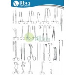 TYROIDECTOMY INSTRUMENT SET  ( 110 Pcs )