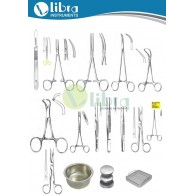 VASECTOMY INSTRUMENTS SET  ( 27 Pcs  )