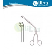 MAGILL Catheter Introducing Forceps