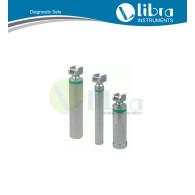 Battery Handles for Fiber Optic Laryngoscope Blades