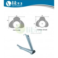 LINDHOLM Operating Laryngoscopes, With Light Guide & Suction Tube