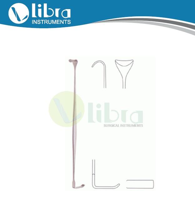 Delicate hooks & Retractors (130)