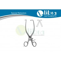 JACMSON BURROWS Retractor, blunt 18.5cm