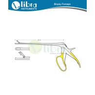 Tischler-Morgan Biopsy Forceps 20cm (Probeexzisionszangen) Pinzas Saca-bocados para biopsia