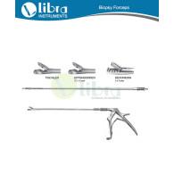 Universal (Cervical) Biopsy specimen Forceps Complete (Probeexzisionszangen) Pinzas Saca-bocados para biopsia