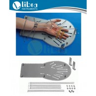Tuppers Hand Retractor Set