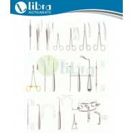 Cleft & Palate Repairing Instruments Set