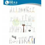 RhinoPlasty Instruments Set (Gubisch Set)