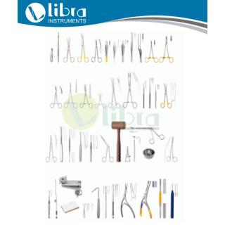 RhinoPlasty Instruments Set (Gubisch Set)