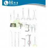 Dilation & Curettage Set