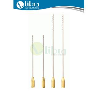 Liposuction Cannula Set for Abdomen and Saddlebag