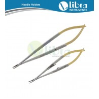 BARRAQUER Micro Needle Holder T.C